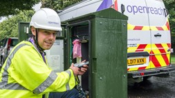 BT and Openreach push the capabilities of G.fast