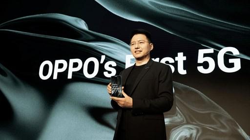 Oppo 5G launch