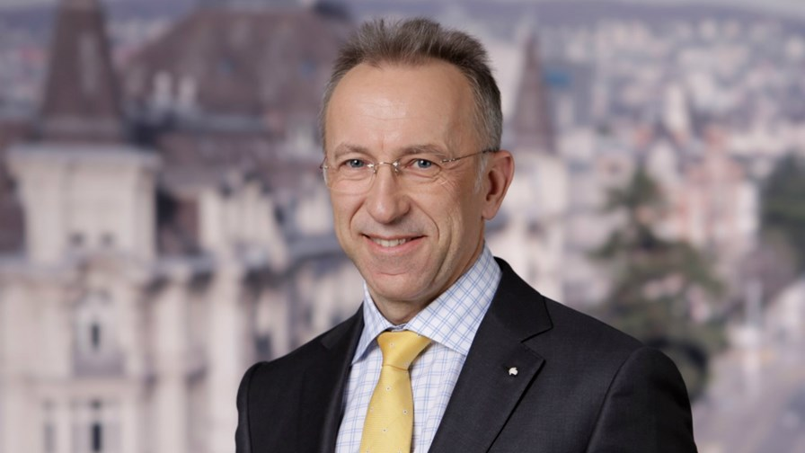Peter Sany, TM Forum President and CEO