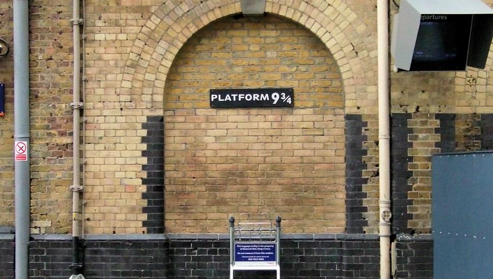 platform 923quarters
