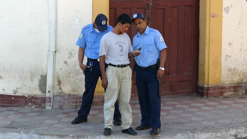 Police intercepts