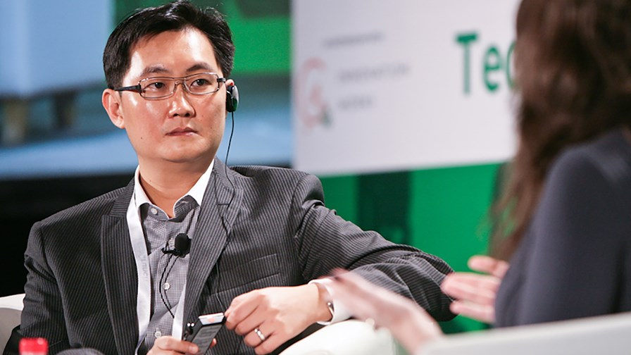 Tencent CEO Pony Ma © Flickr/cc-licence/TechCrunch