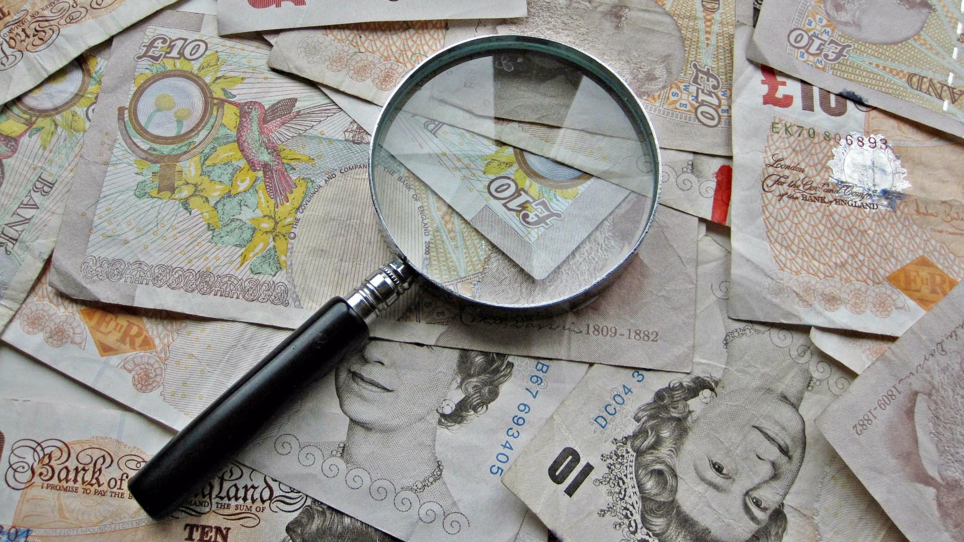 pound notes