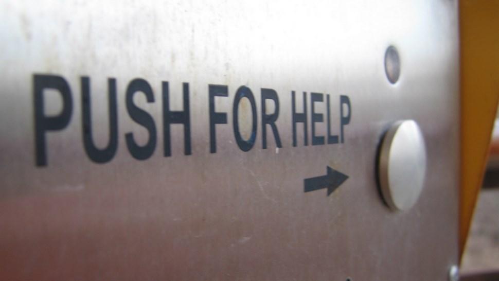 pushfor help