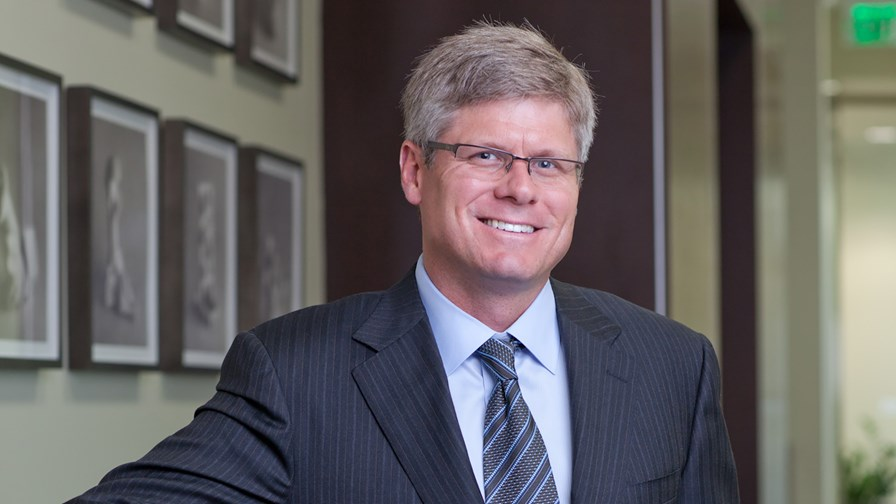 CEO Steve Mollenkopf © Qualcomm