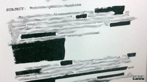 When network promises aren't worth the paper they're redacted on
