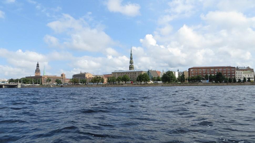Riga shot for BEREC