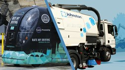 Meet the autonomous, silent and electric future of street sweeping
