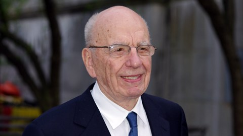 Rupert Murdoch, the man who put the 'twit' into Twitter