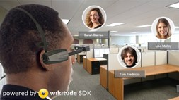 Salesforce.com targets work wearables for next mobility revolution