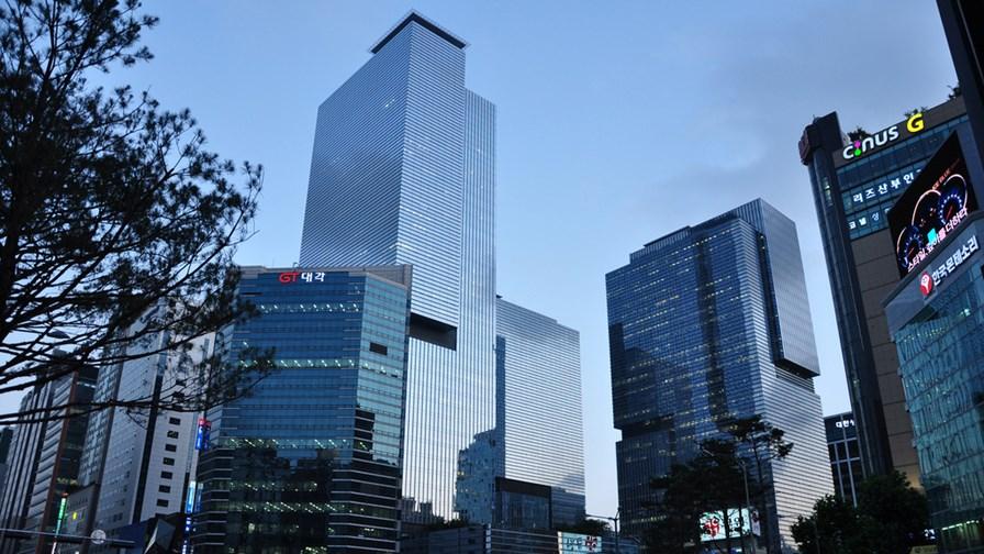 Samsung HQ, Seoul © Flickr/cc-licence/Oskar Alexanderson