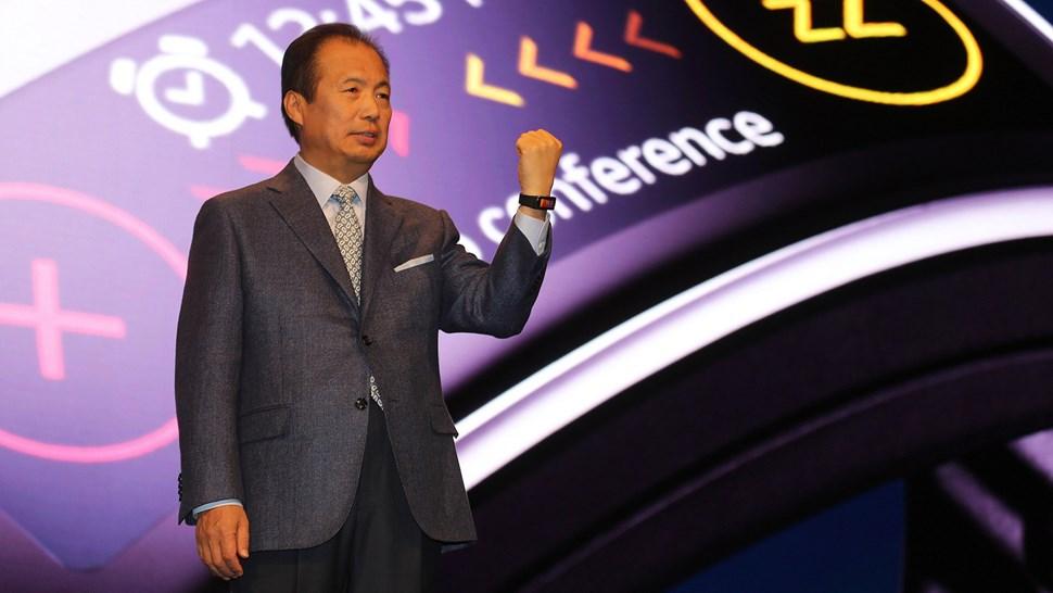 Samsung JK Shin