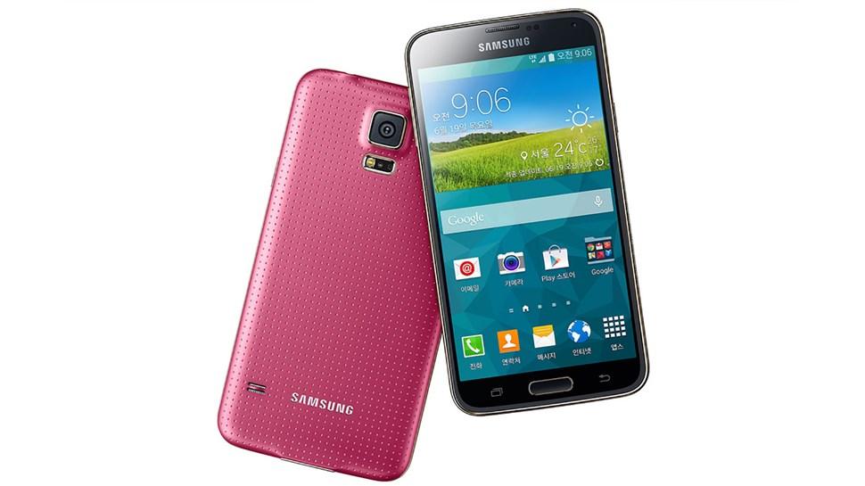 Samsung LTE-A Galaxy S5