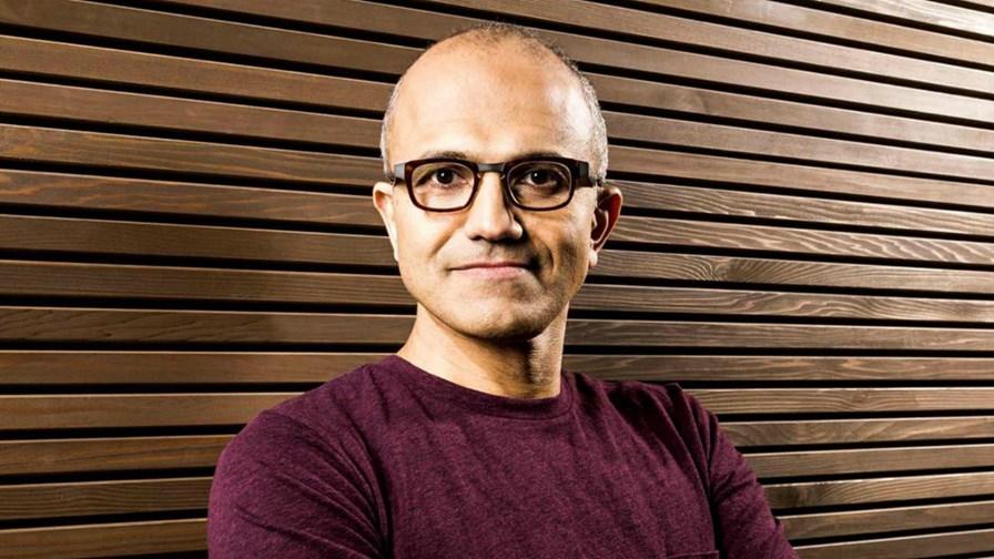 Microsoft's CEO, Satya Nadella