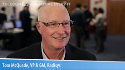 Radisys supports mobile operators' transition to next-generation networks