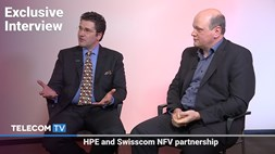 Swisscom continues to benefit from its NFV partnership with HPE