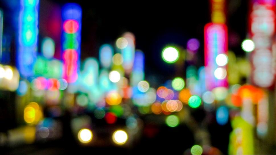 Seoul lights