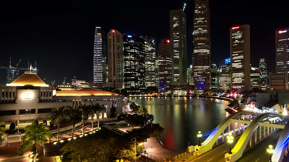 Singapore Aims To Be The First 'Smart Nation'