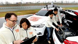 SK Telecom gets into top gear with its 5G-connected BMW