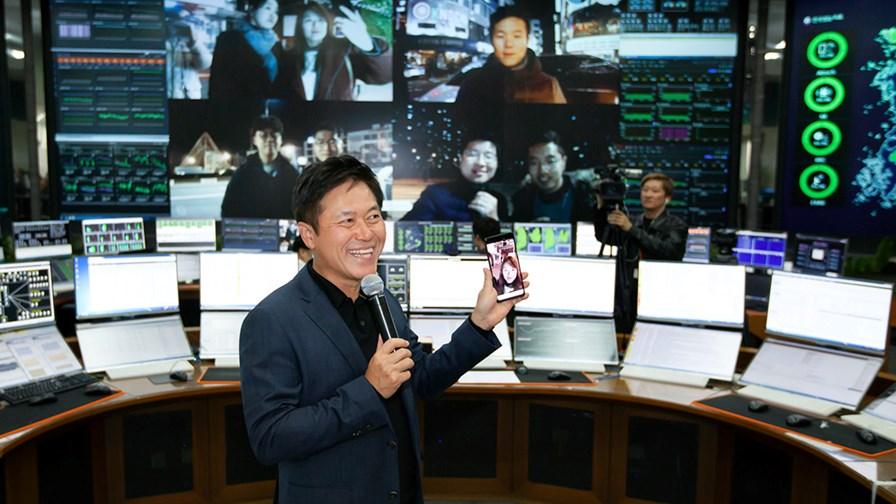 CEO Park Jung-ho © SK Telecom