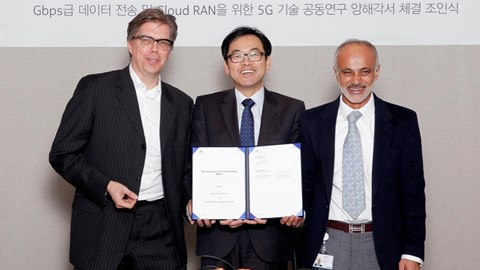 Nokia and SK Telecom to collaborate on mmWave 5G technology