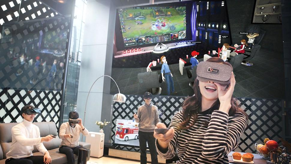 SK Telecom VR Photo 1