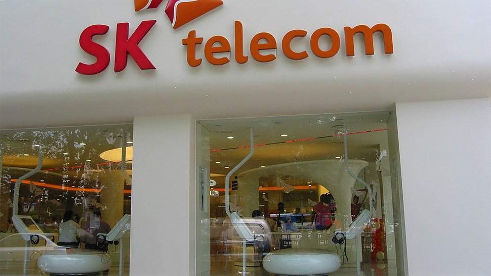 SKTelecom store