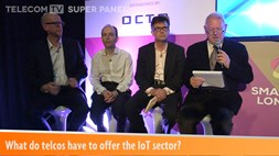 What do telcos have to offer the IoT sector?