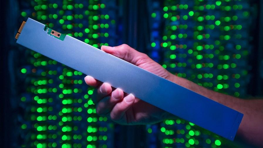 Intel's  SSD DC P4500    Source: Intel