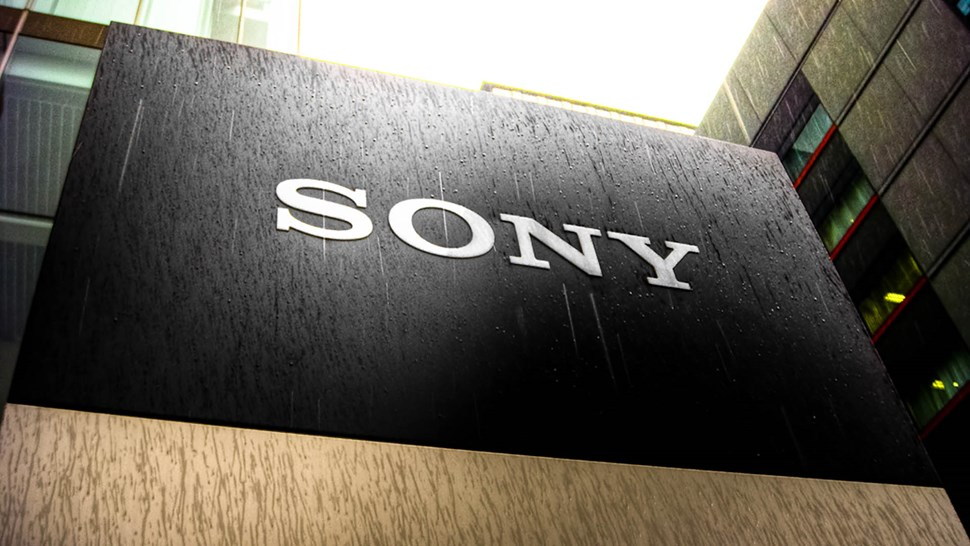 Sony sign