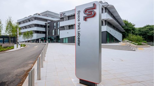 SpaceMobile new HQ in Leicester. Source: AST SpaceMobile