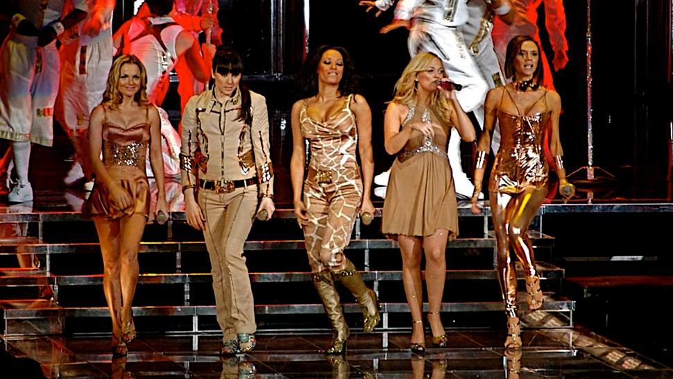 Spice Girls cc Eric Mutrie