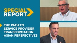 The Path to Service Provider Transformation. Episode 5: Asian Perspectives