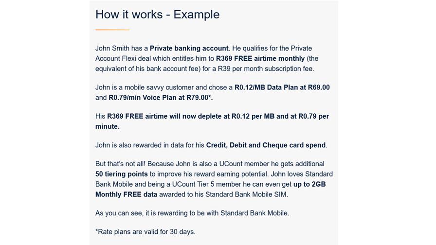 © Standard Bank Mobile