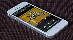 Music streaming use doubles in the US