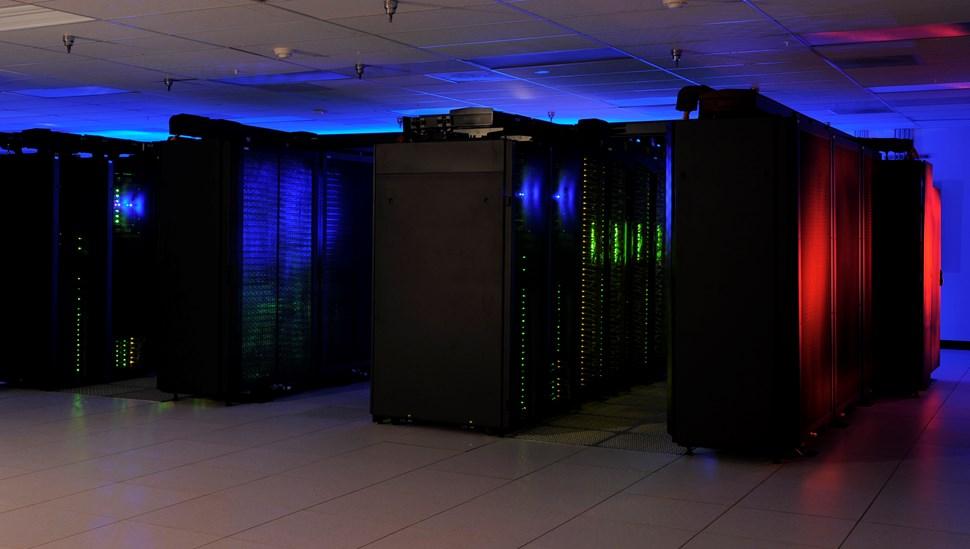 Supercomputer-nasa