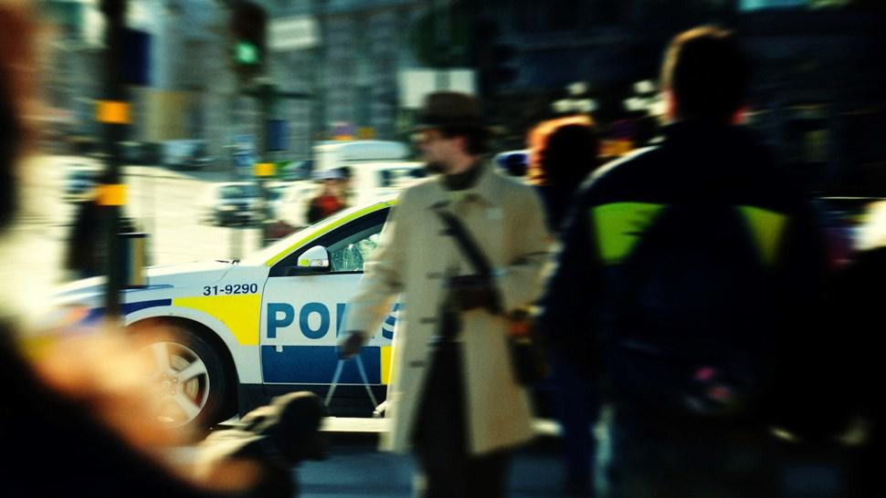 Sweden police flickr