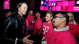 Legere de main: CEO works magic at T-Mobile USA