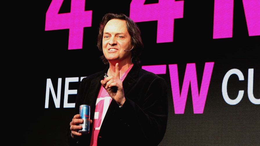 'New' T-Mobile CEO, John Legere  © fanaticTRX (CC BY-SA 3.0)