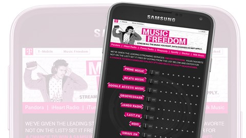 Listen up, T-Mobile offers 'free' streaming music but is accused of zero rating tactics