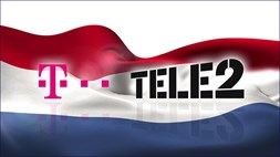 Consolidation in the Netherlands as T-Mobile acquires Tele2 business