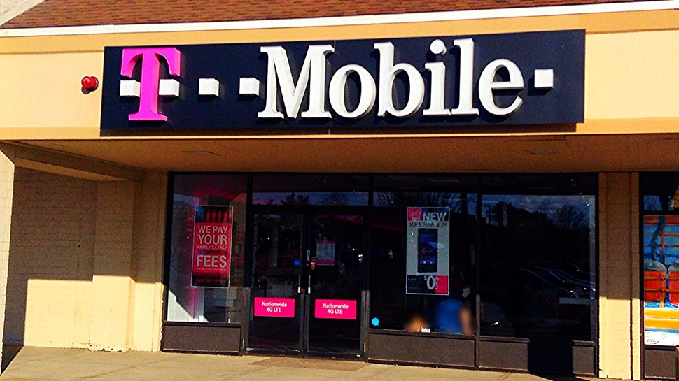T-Mobile USA shop