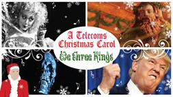 A Telecoms Christmas Carol: We Three Kings of Orient are