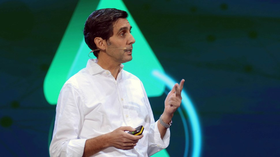 Telefonica CEO José María Álvarez-Pallete