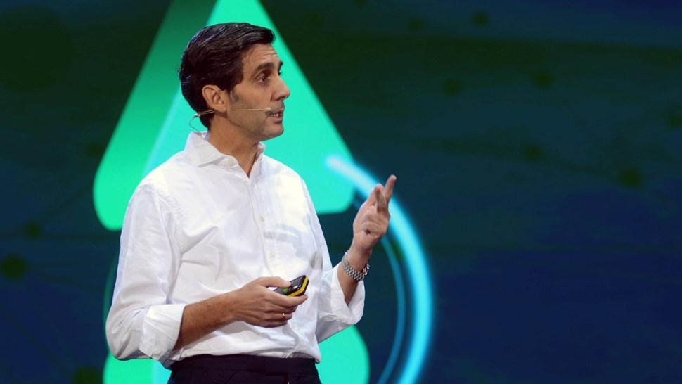 Telefonica CEO Jose Alvarez-Pallete