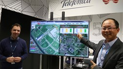 Telefónica tests 5G NR for V2X autonomous driving