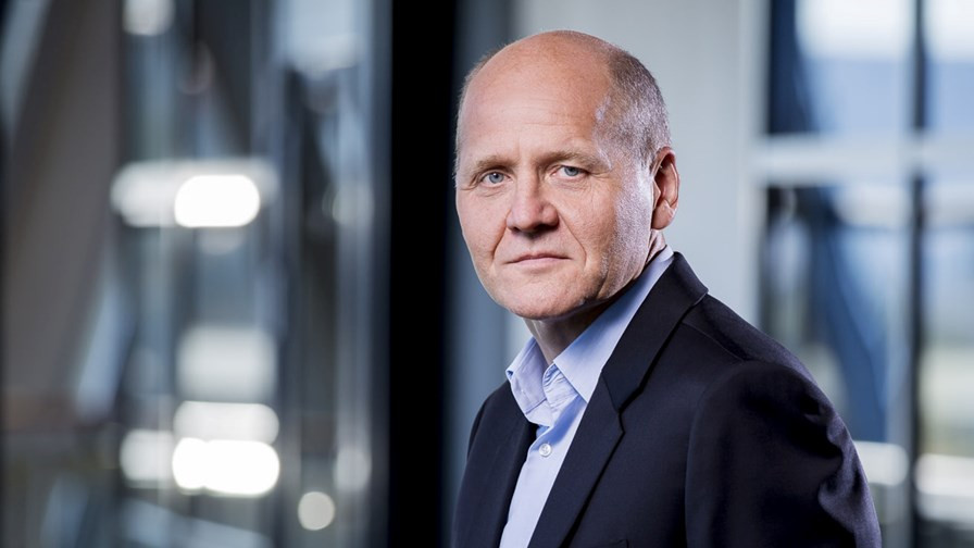 Telenor CEO Sigve Brekke © Telenor Group