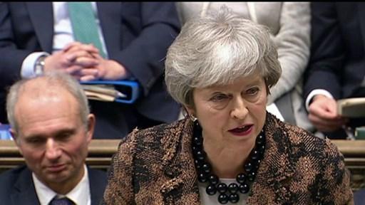 UK Prime Minister Theresa May,            via Flickr © Tiocfaidh ár lá 1916 (CC BY-ND 2.0)