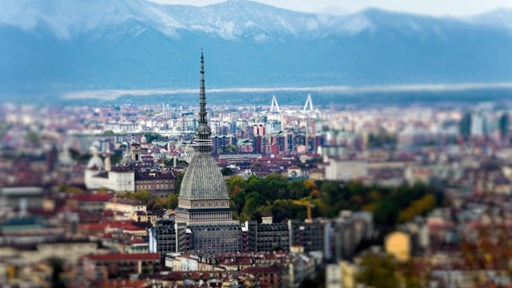 Turin and Mole Antonelliana © Flickr/cc-licence/Uccio D'Agostino
