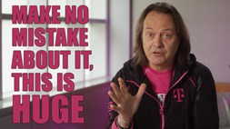 T-Mobile laughs at AT&T's 5G Evolution plans, promises a true nationwide 5G network in 2020